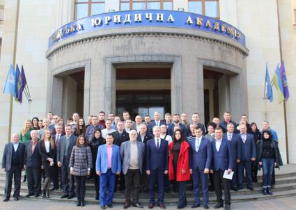 V ювілейна Конференція поліграфологів України.