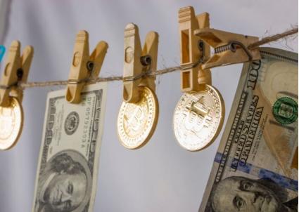 Виртуальное будущее отмывания денег